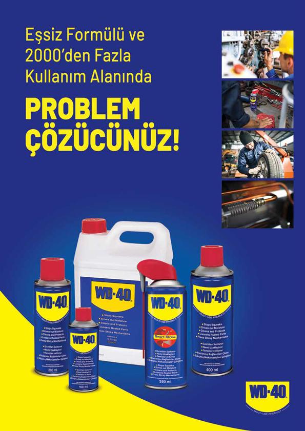 WD40 Ürünleri